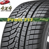 HANKOOK 255/55 R 18 W320A WINTER I*CEPT EVO 2 SUV 109V XL