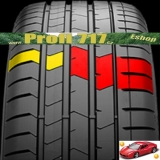 PIRELLI 235/35 R 19 P-ZERO LUXURY SALOON 91Y XL FR