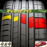 PIRELLI 285/40 R 21 P-ZERO SPORTS CAR 109Y XL Osobní, SUV,4x4 a Off-road Letní AB1 69dB do 20Kg