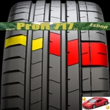 PIRELLI 235/35 R 19 P-ZERO SPORTS CAR 91Y XL HN