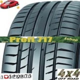 CONTINENTAL 245/45 R 19 CONTISPORTCONTACT 5 98W FR Osobní, SUV,4x4 a Off-road Letní  16Kg