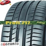 CONTINENTAL 255/45 R 18 CONTISPORTCONTACT 5 99W FR SSR *