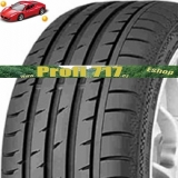 CONTINENTAL 245/45 R 19 CONTISPORTCONTACT 3 98W * SSR FR