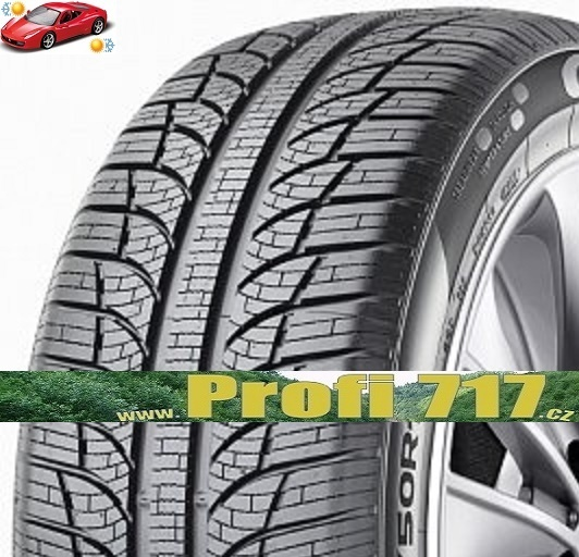 GT Radial 205/50R17 93V 4Seasons XL 3PMSF